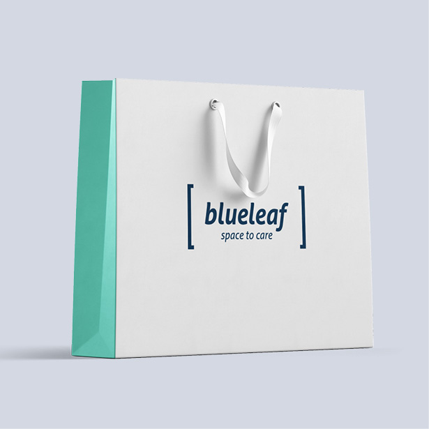 Blueleaf bag