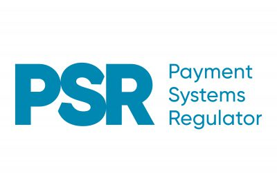 Payment Systems Regulator (PSR) logo